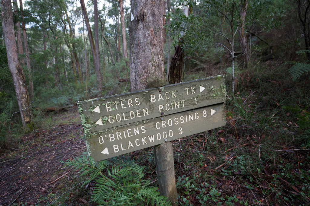 byers-back-track-sign-lerderderg-gorge