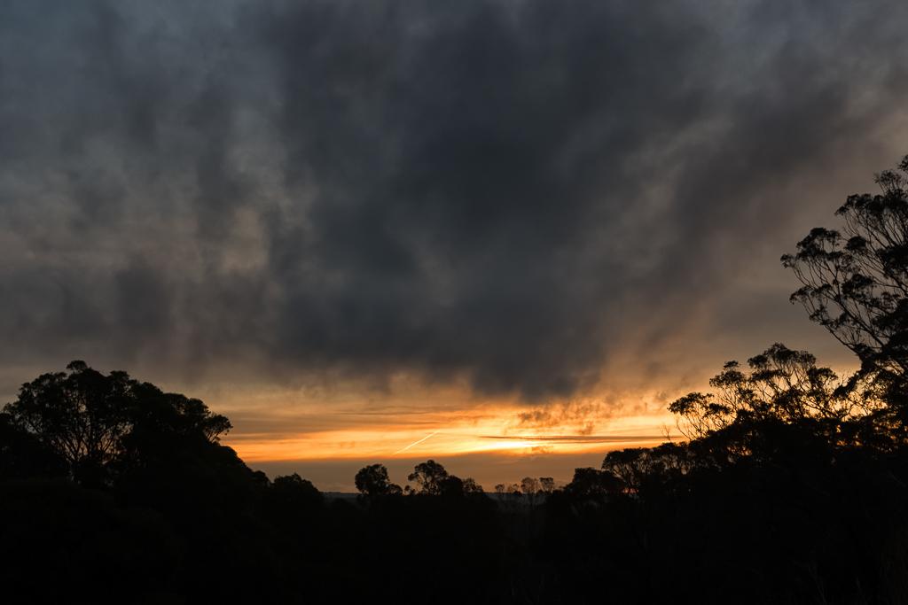 dark-clouds-sunset