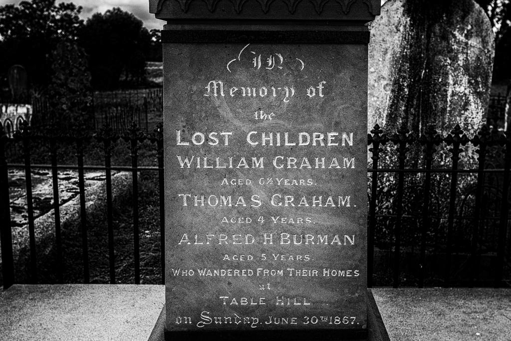 three-lost-children-grave-stone