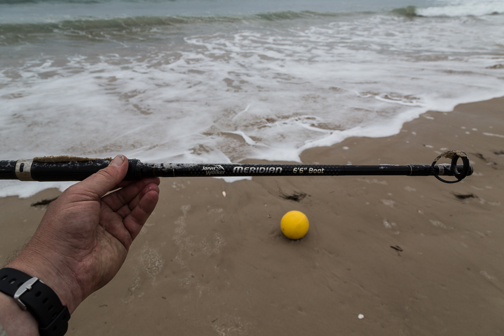 broken-fishing-rod-three-mile-beach