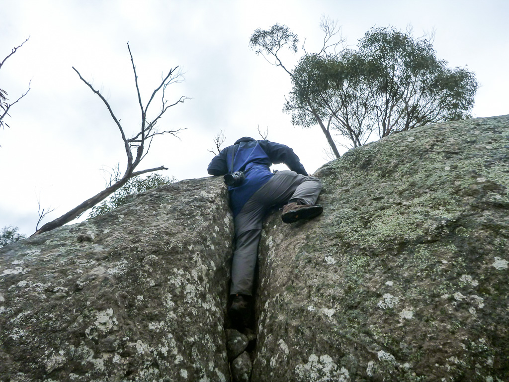 climbing-summit-rock-mount-kooyoora