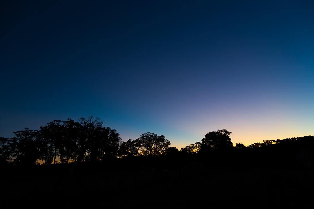 sunset-blue-sky