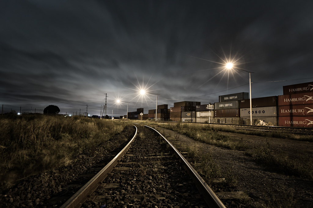 railway-line-night
