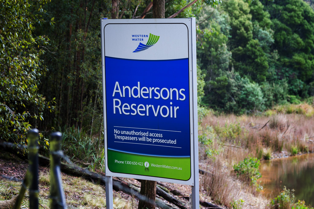 andersons-reservoir-sign-macedon