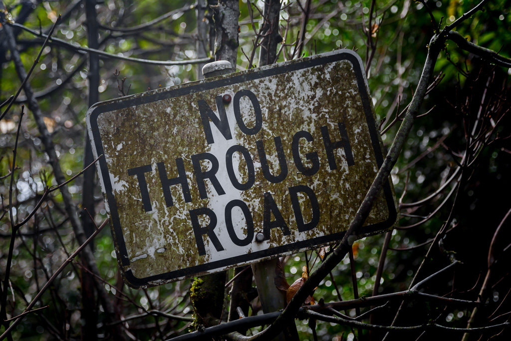 no-through-road-sign