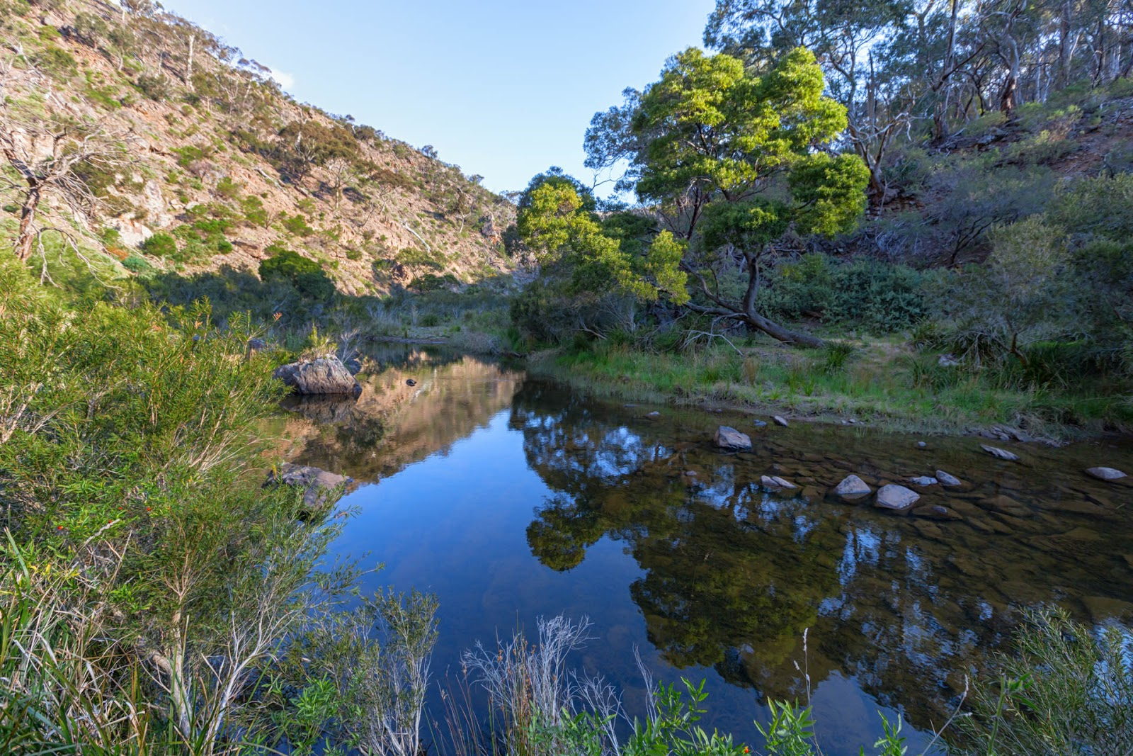 werribee-river-werribee-gorge-late-afternoon