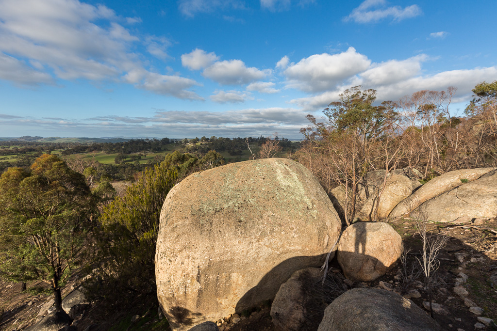 rocks-sunset-black-hill-reserve