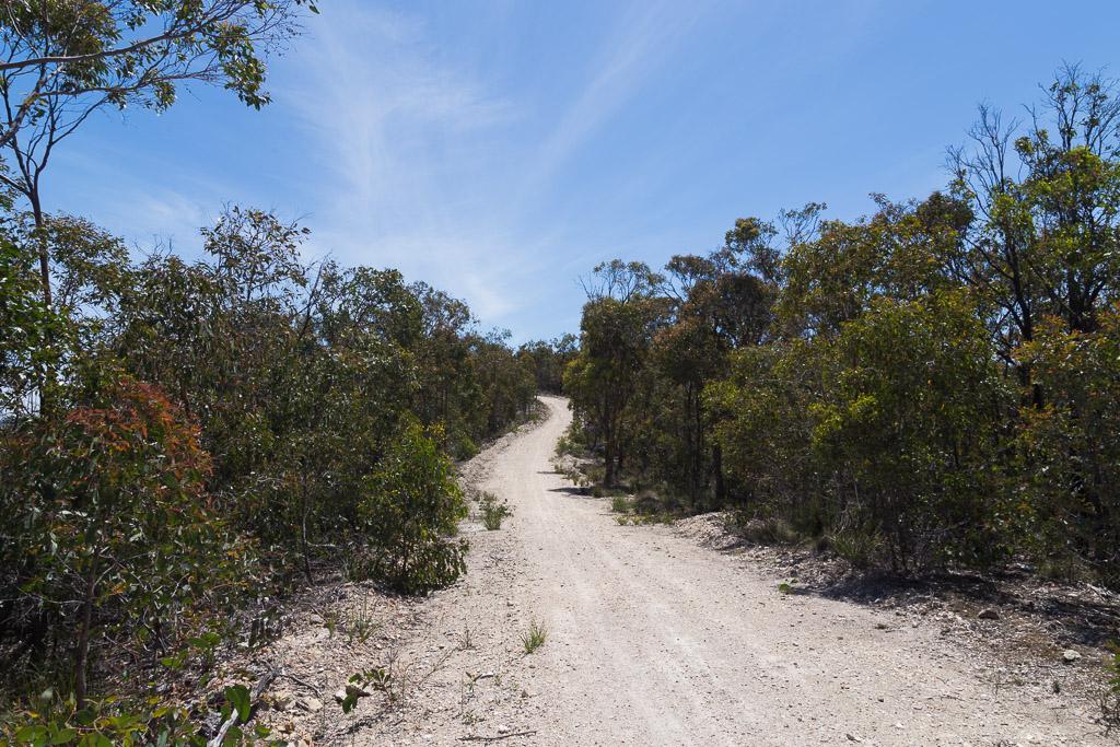 antimony-mine-track-pyrete-range