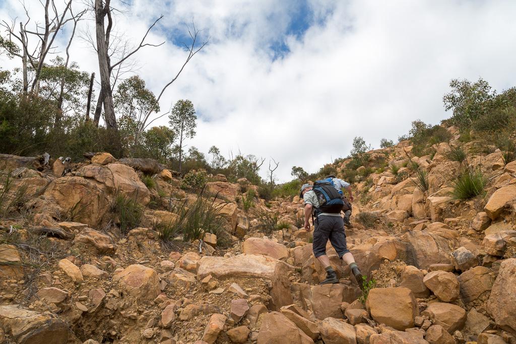 climbing-land-slip-grampians