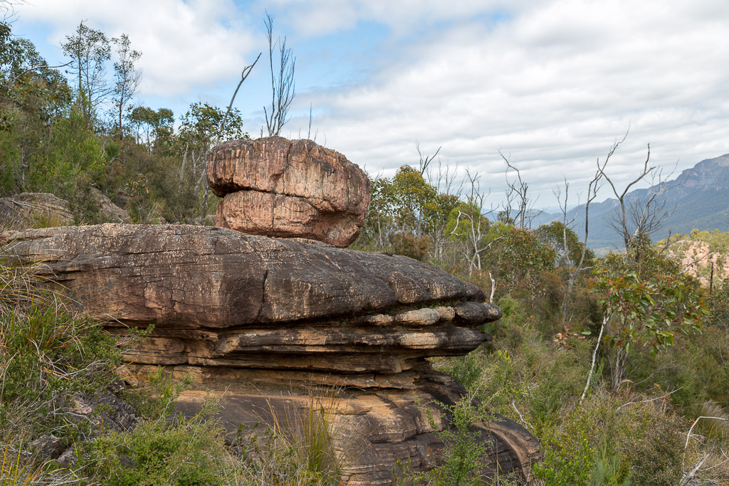 rock-on-top-boulder-grampians