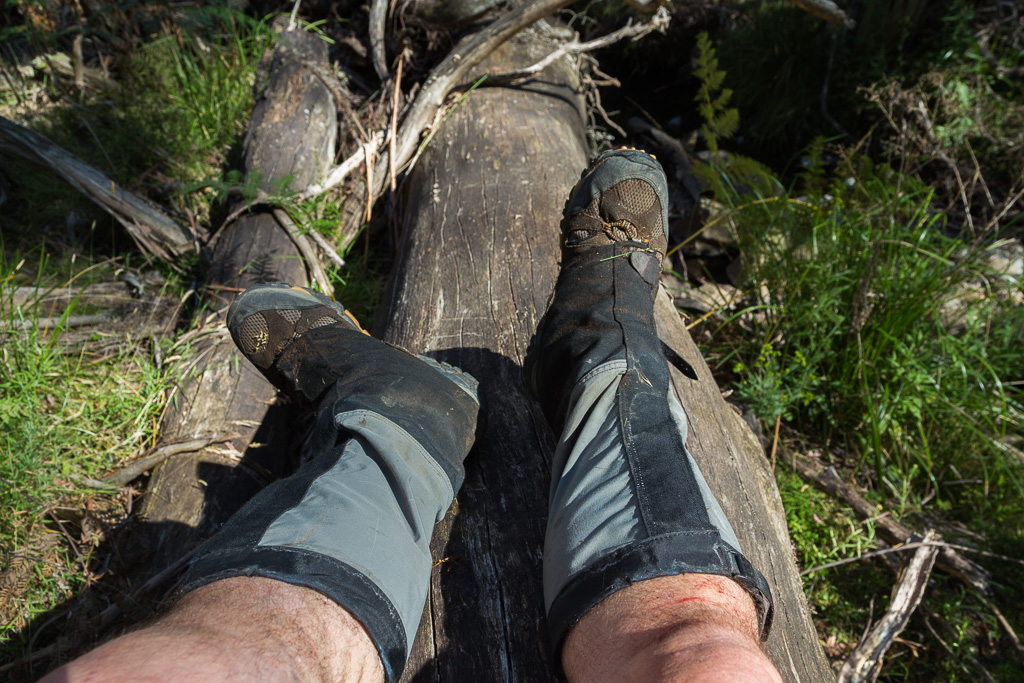 lying-on-fallen-tree-hiking
