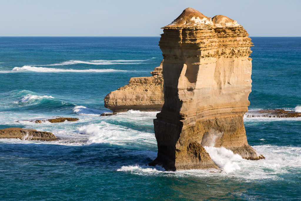 sandstone-stack-surf-coast-victoria