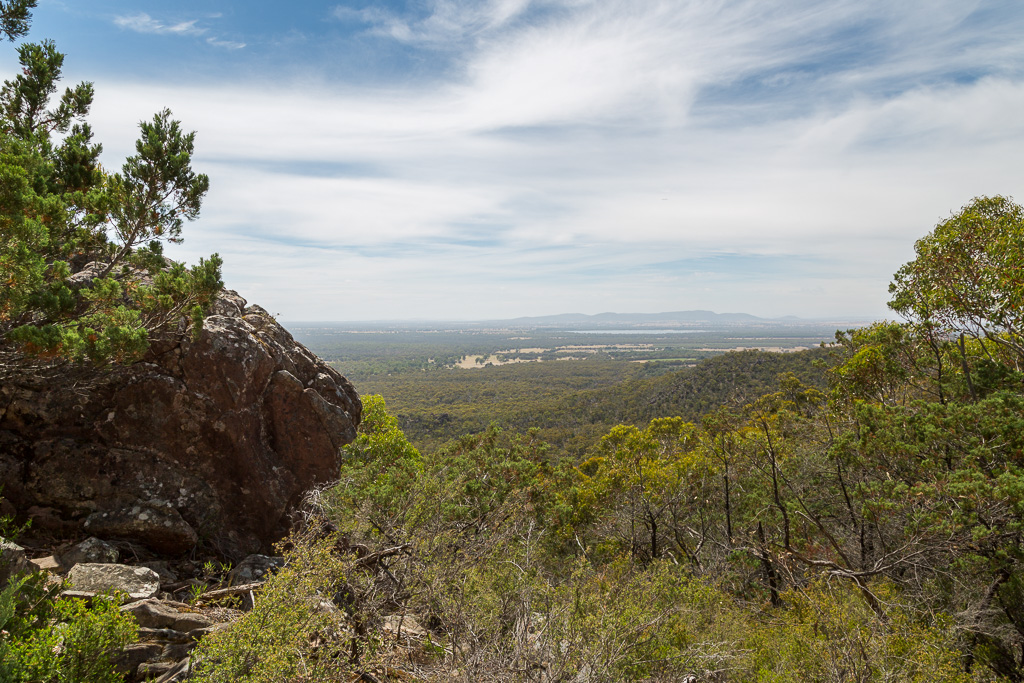 east-view-boronia-peak-track-grampians