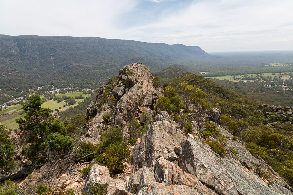 mount-william-range-boronia-peak-grampians
