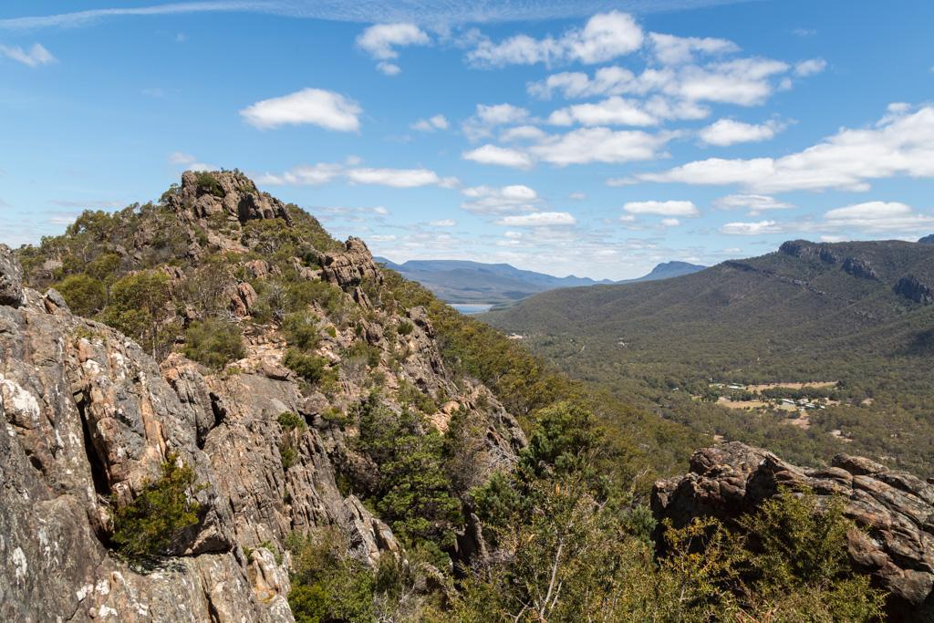 ridge-line-mount-william-range-grampians