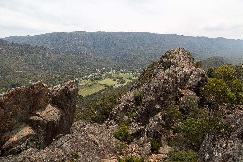ridge-line-mount-william-range-grampians