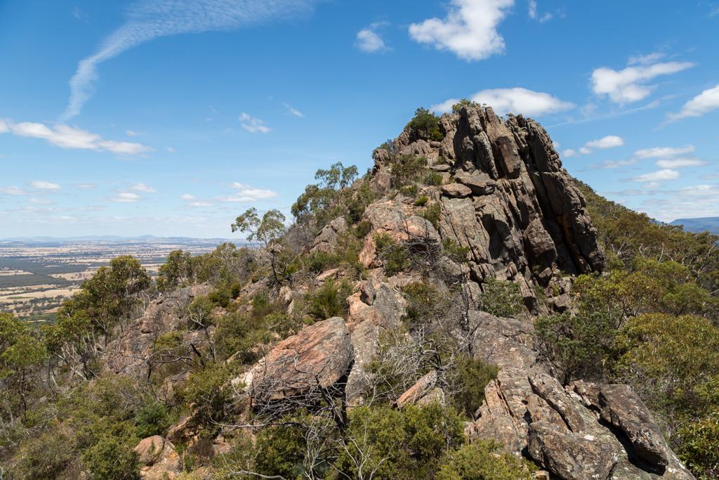 ridge-mount-william-range-grampians