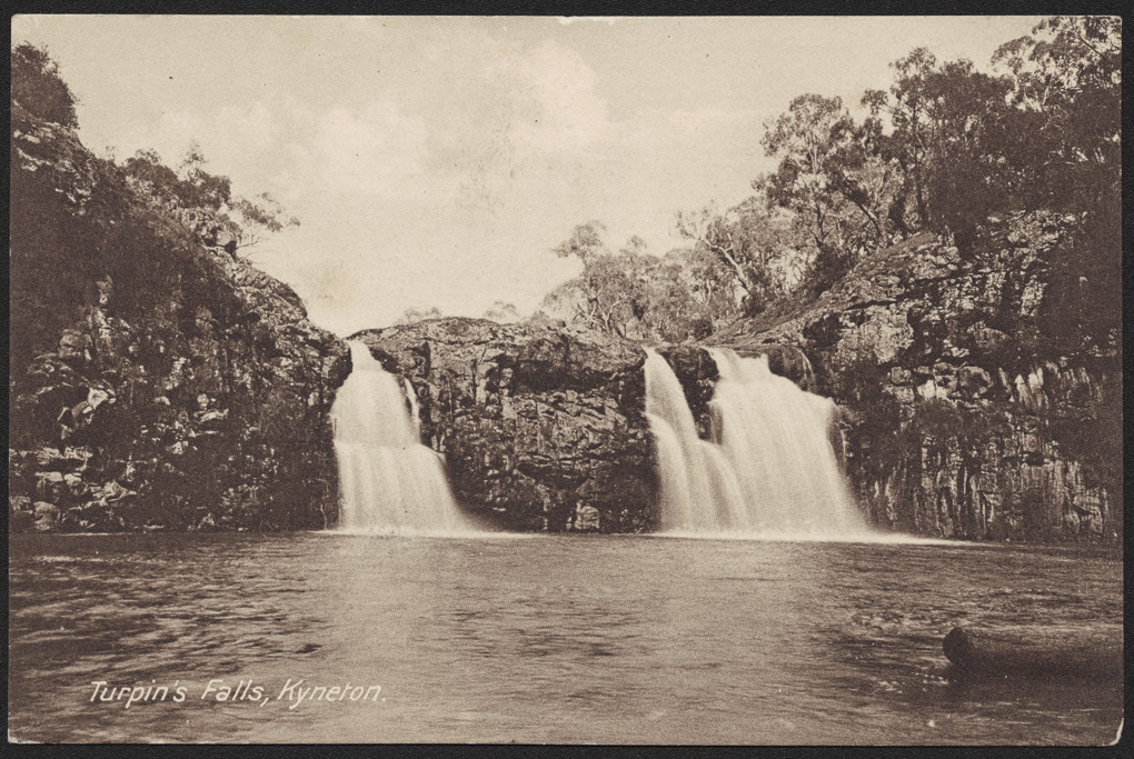 Turpin's-Falls-Kyneton-1910-state-library-victoria