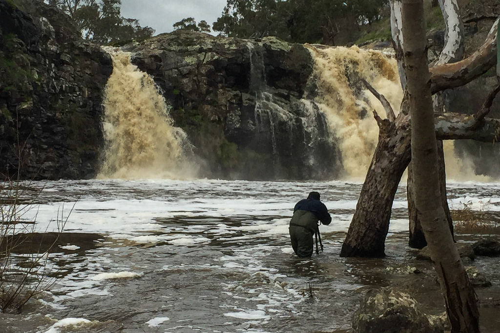 standing-in-water-photographing-turpins-falls