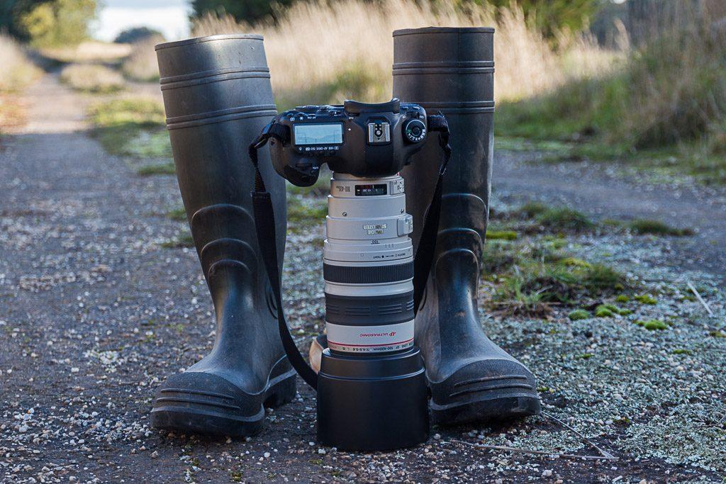 gumboots-canon-dslr-400mm-lens