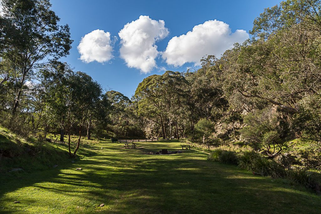 little-river-camp-ground-brisbane-ranges-national-park