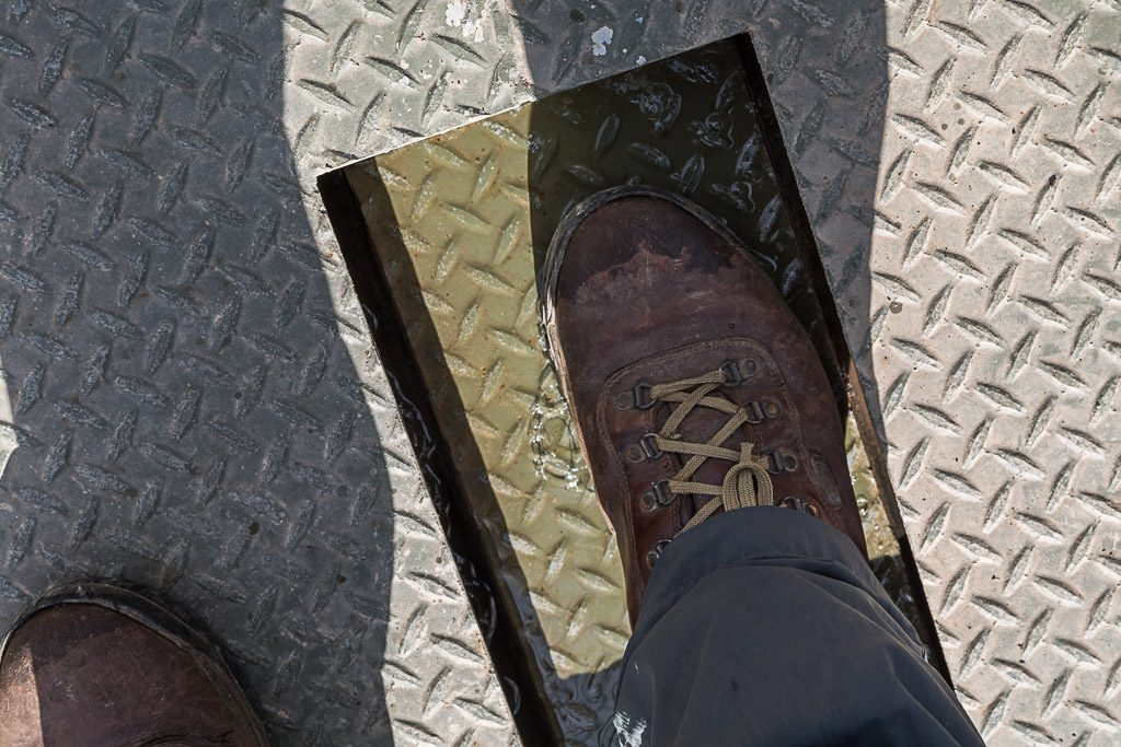 fungus-boot-cleaning-brisbane-ranges