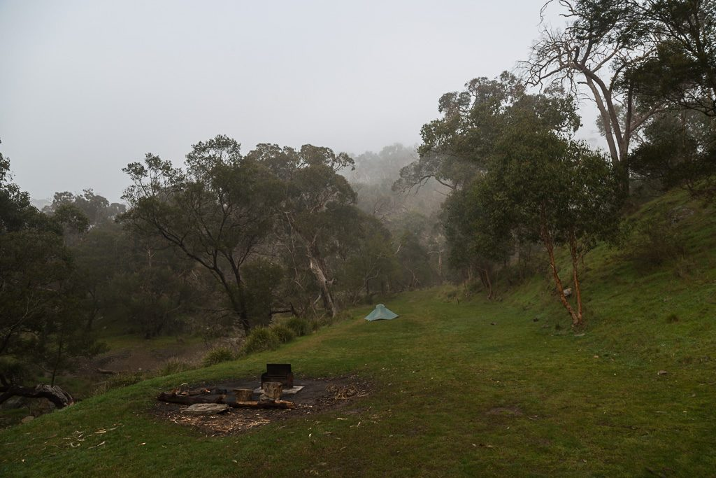 mist-little-river-camp-brisbane-ranges