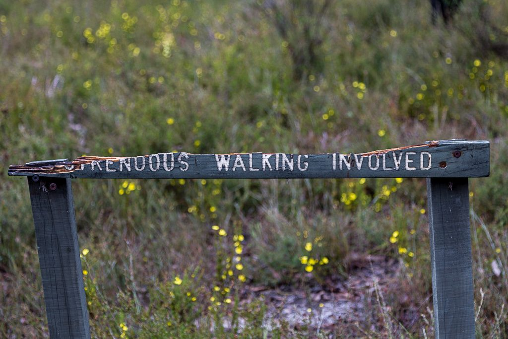 strenuous-walking-sign-grampians