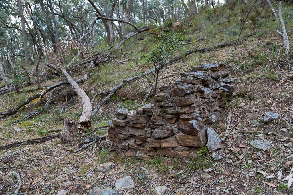 stone-ruins-gold-workings-castlemaine-diggings-national-heritage-park