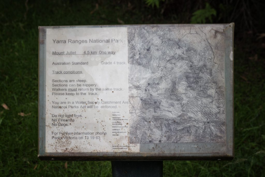 mt-juliet-information-sign-yarra-ranges-national-park