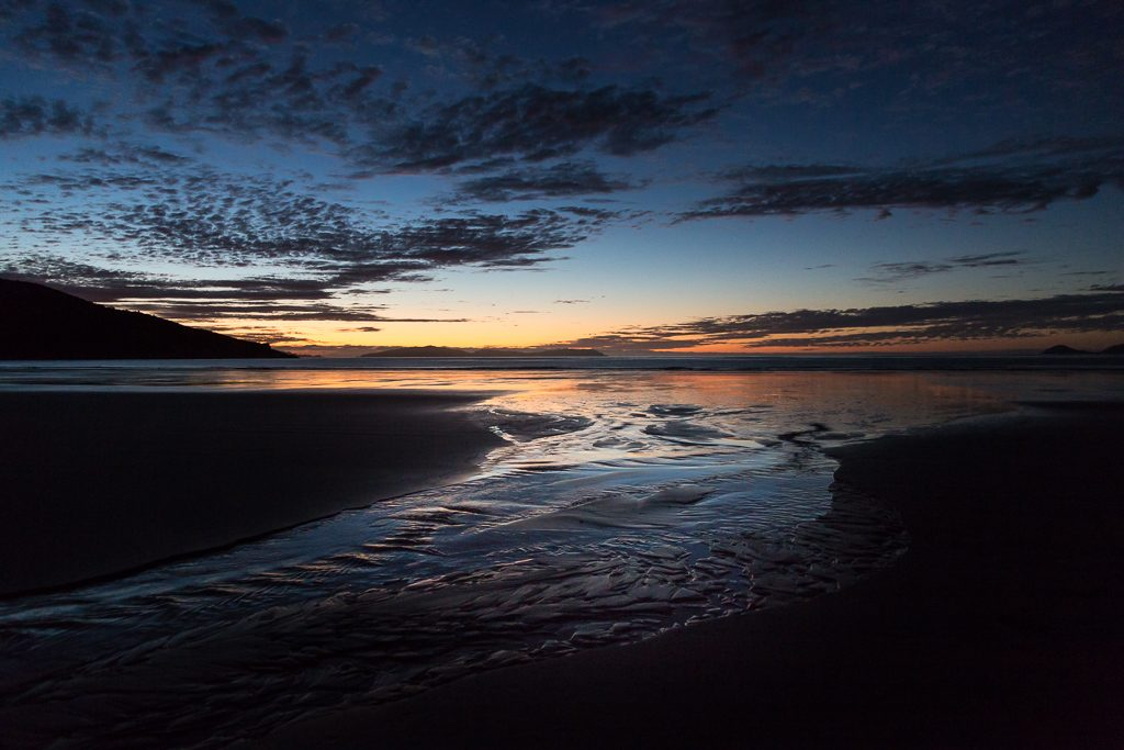 sunset_oberon_bay_wilsons_promontory