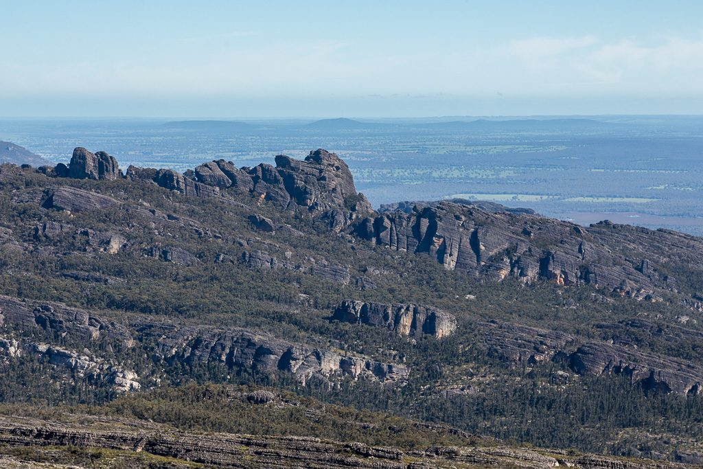 view_fortress_from_mount_thackeray_grampians