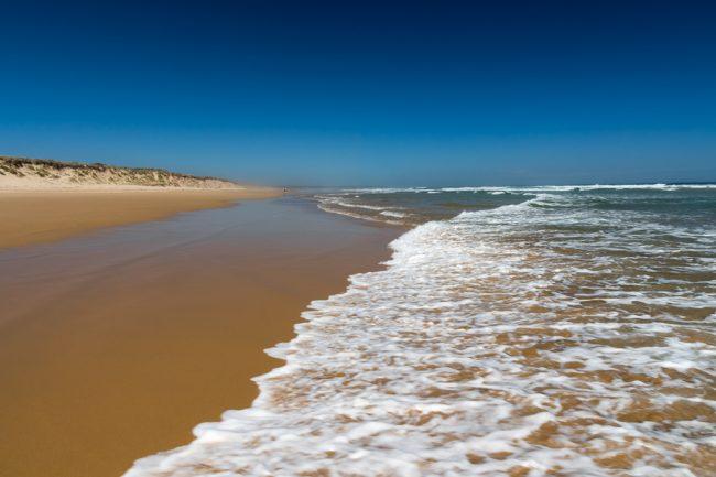 walking-on-venus-bay-beach