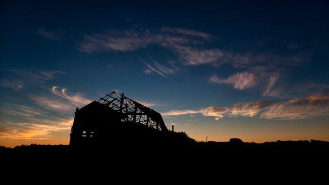 no-5-brace-wonthaggi-coal-mine-sunset