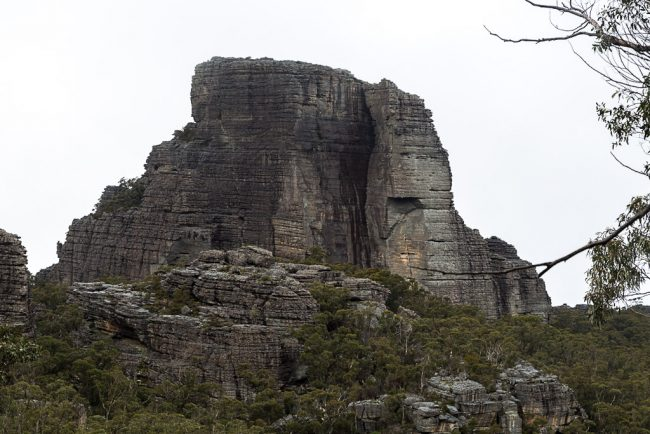 rock-buttress-fortress-grampians